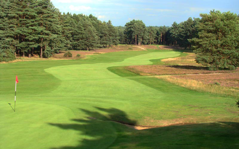 Sterling Golf Tours Gt Destinations Gt England Gt Golf Courses Gt London Area Gt Sunningdale Golf