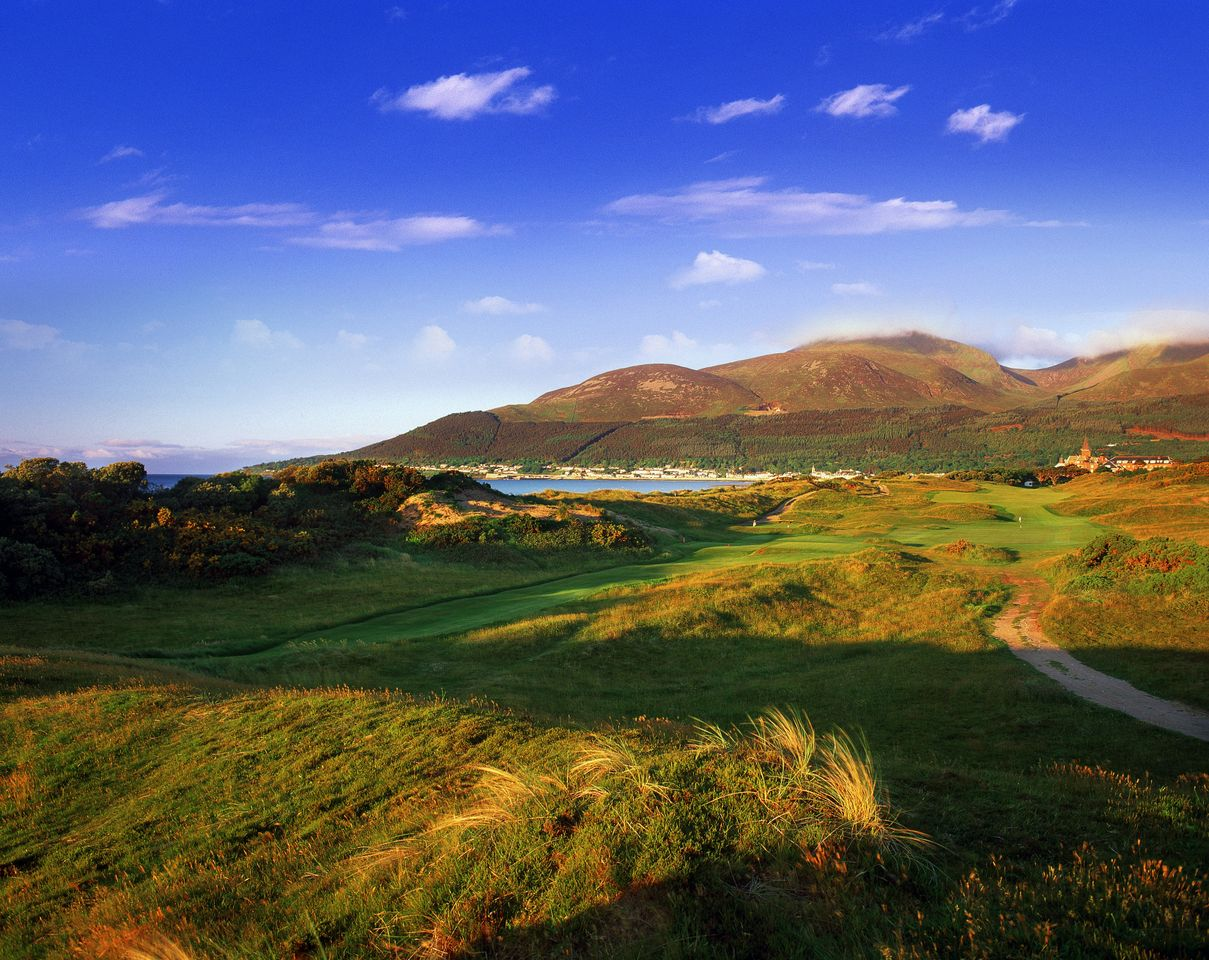 Sterling Golf Tours Destinations Ireland Golf