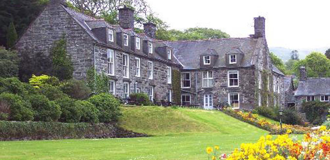 Wales Hotels